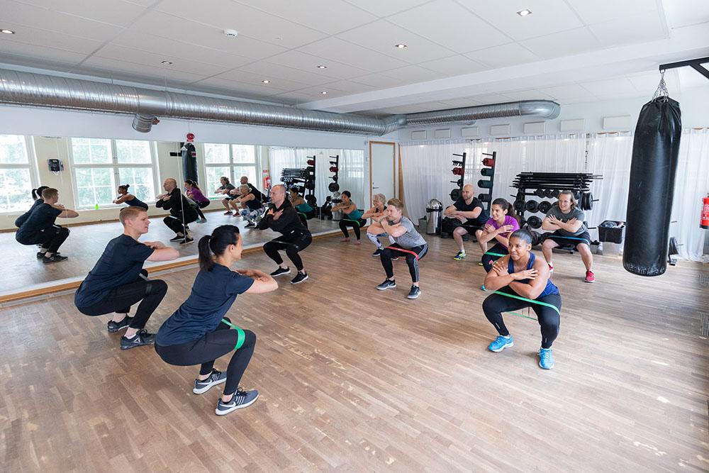 Övningar för en bättre hållning